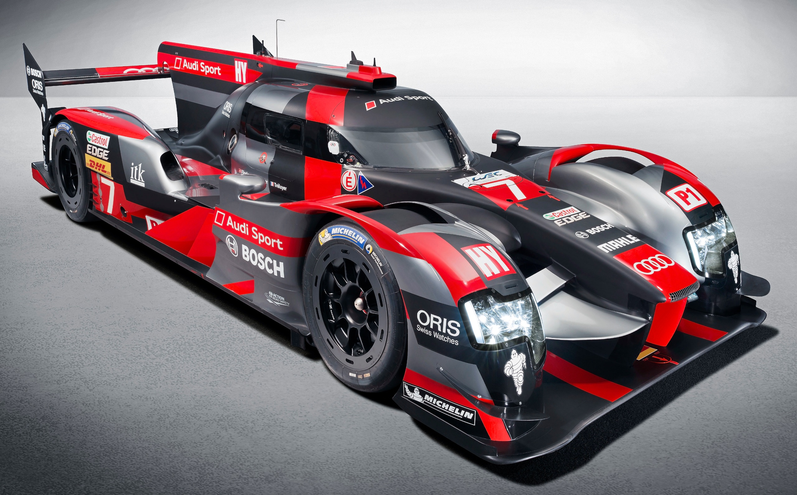 2016 Audi R18 – new details on 1,000 hp WEC racer Image 465443