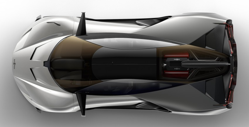 Bell & Ross AeroGT concept supercar breaks cover Image #463809