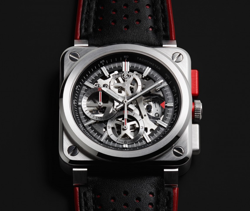 Bell & Ross AeroGT concept supercar breaks cover Image #463816
