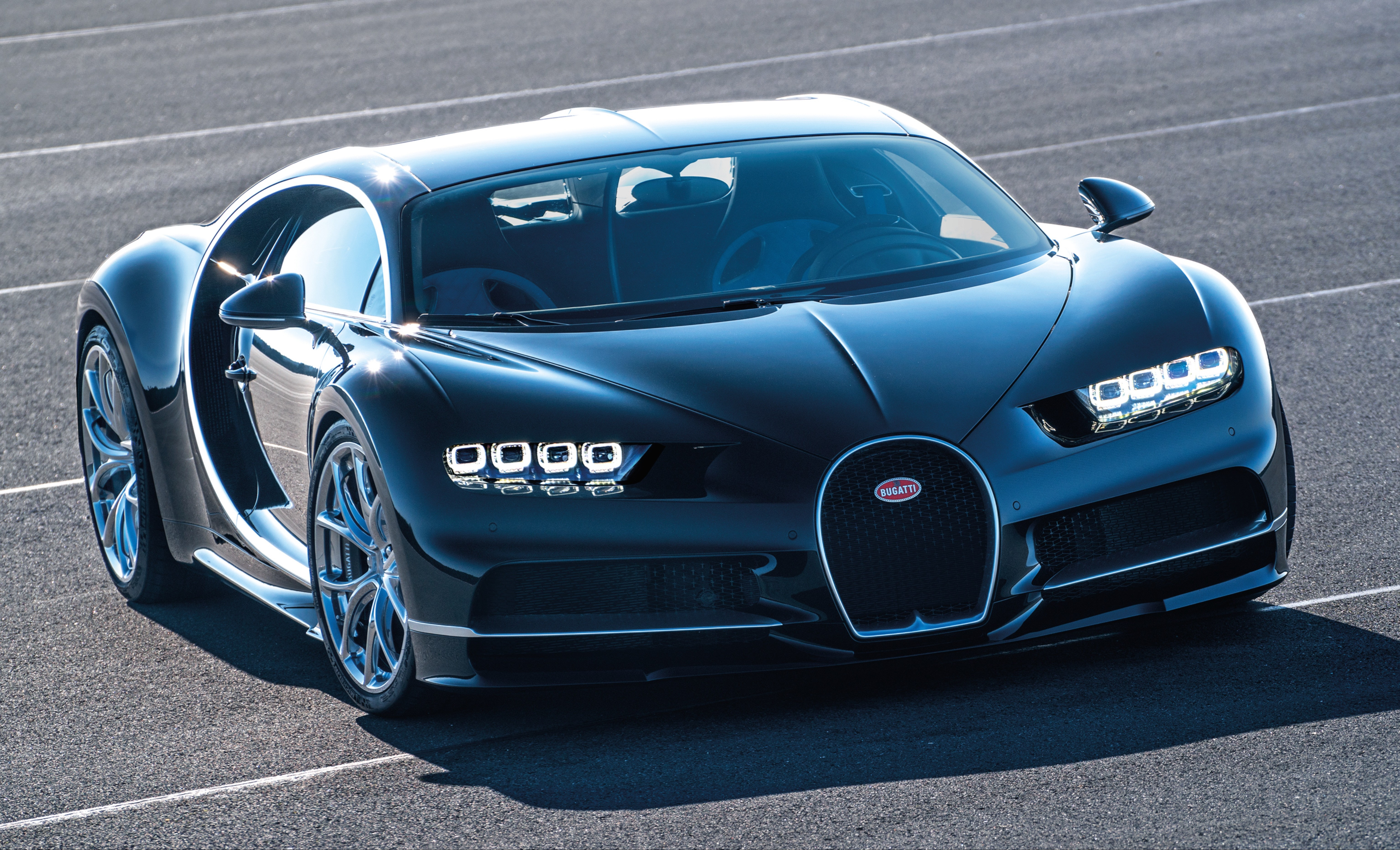 bugatti chiron debuts 1 500 hp 1 600 nm 420 km h. Black Bedroom Furniture Sets. Home Design Ideas