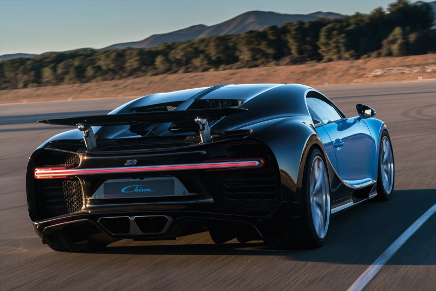 Bugatti akhirnya membuat keuntungan menerusi Chiron – dijual dengan harga sekali ganda dari Veyron Image #455255