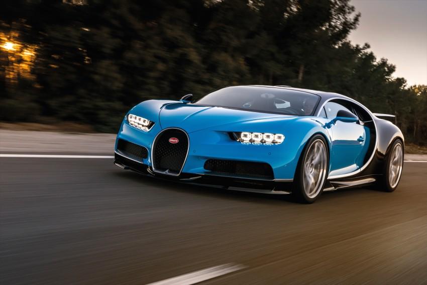 Bugatti akhirnya membuat keuntungan menerusi Chiron – dijual dengan harga sekali ganda dari Veyron Image #455254