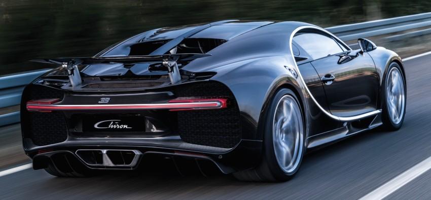 Bugatti akhirnya membuat keuntungan menerusi Chiron – dijual dengan harga sekali ganda dari Veyron Image #455253