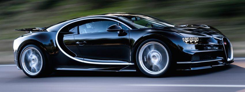 Bugatti Chiron debuts – 1,500 PS, 1,600 Nm, 420 km/h Image #450977