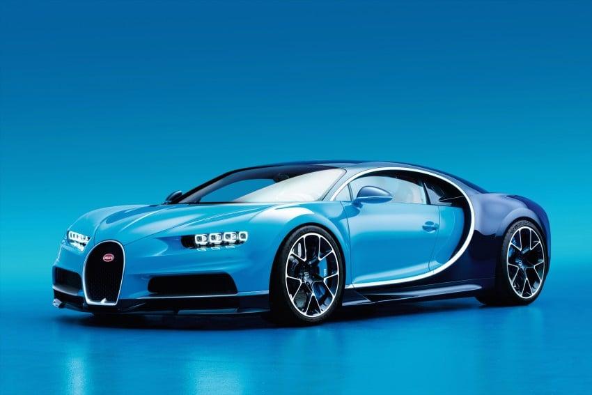Bugatti akhirnya membuat keuntungan menerusi Chiron – dijual dengan harga sekali ganda dari Veyron Image #455237
