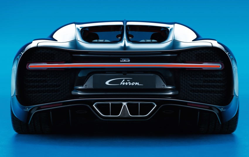 Bugatti akhirnya membuat keuntungan menerusi Chiron – dijual dengan harga sekali ganda dari Veyron Image #455236