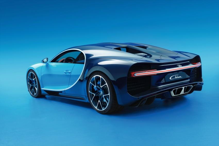 Bugatti akhirnya membuat keuntungan menerusi Chiron – dijual dengan harga sekali ganda dari Veyron Image #455232