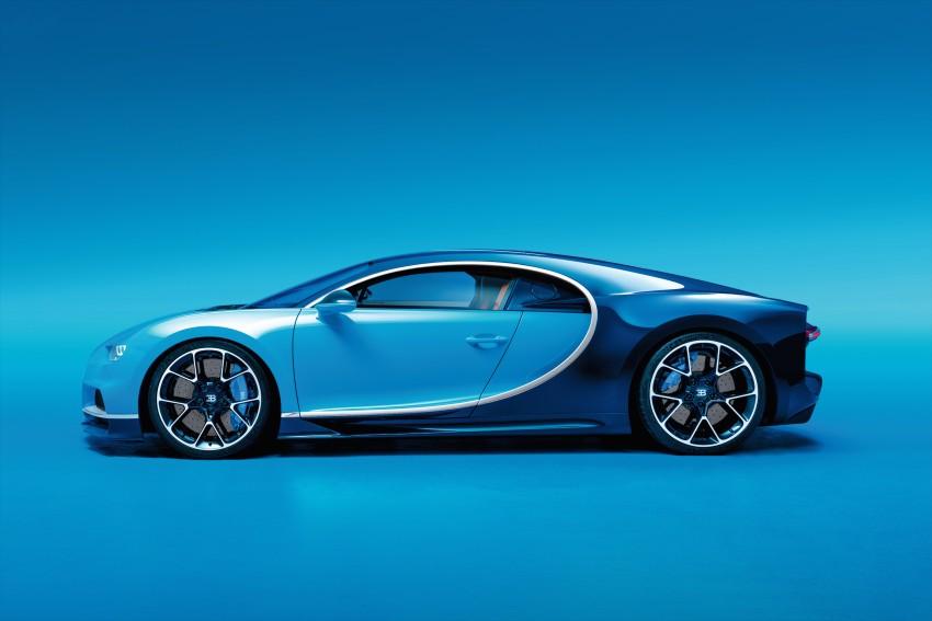 Bugatti akhirnya membuat keuntungan menerusi Chiron – dijual dengan harga sekali ganda dari Veyron Image #455228