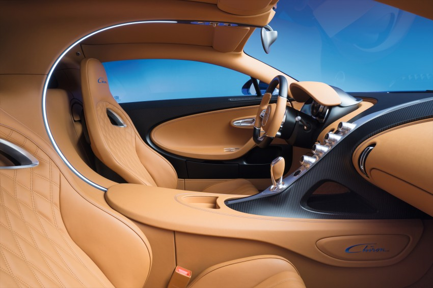 Bugatti akhirnya membuat keuntungan menerusi Chiron – dijual dengan harga sekali ganda dari Veyron Image #455227