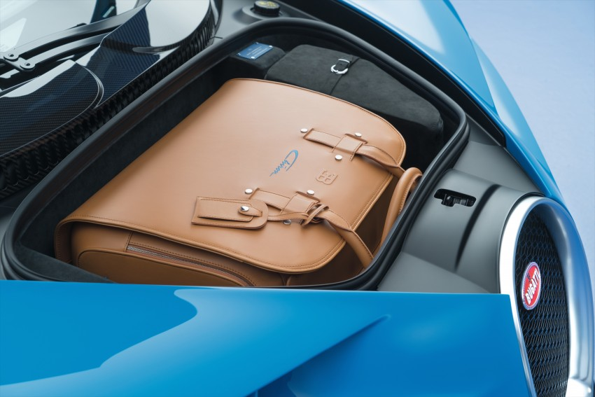 Bugatti Chiron debuts – 1,500 PS, 1,600 Nm, 420 km/h Image #451008