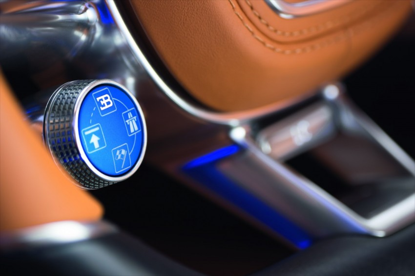 Bugatti Chiron debuts – 1,500 PS, 1,600 Nm, 420 km/h Image #451014