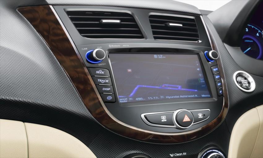 Video New Hyundai Verna Revealed In India Rm47k Paul