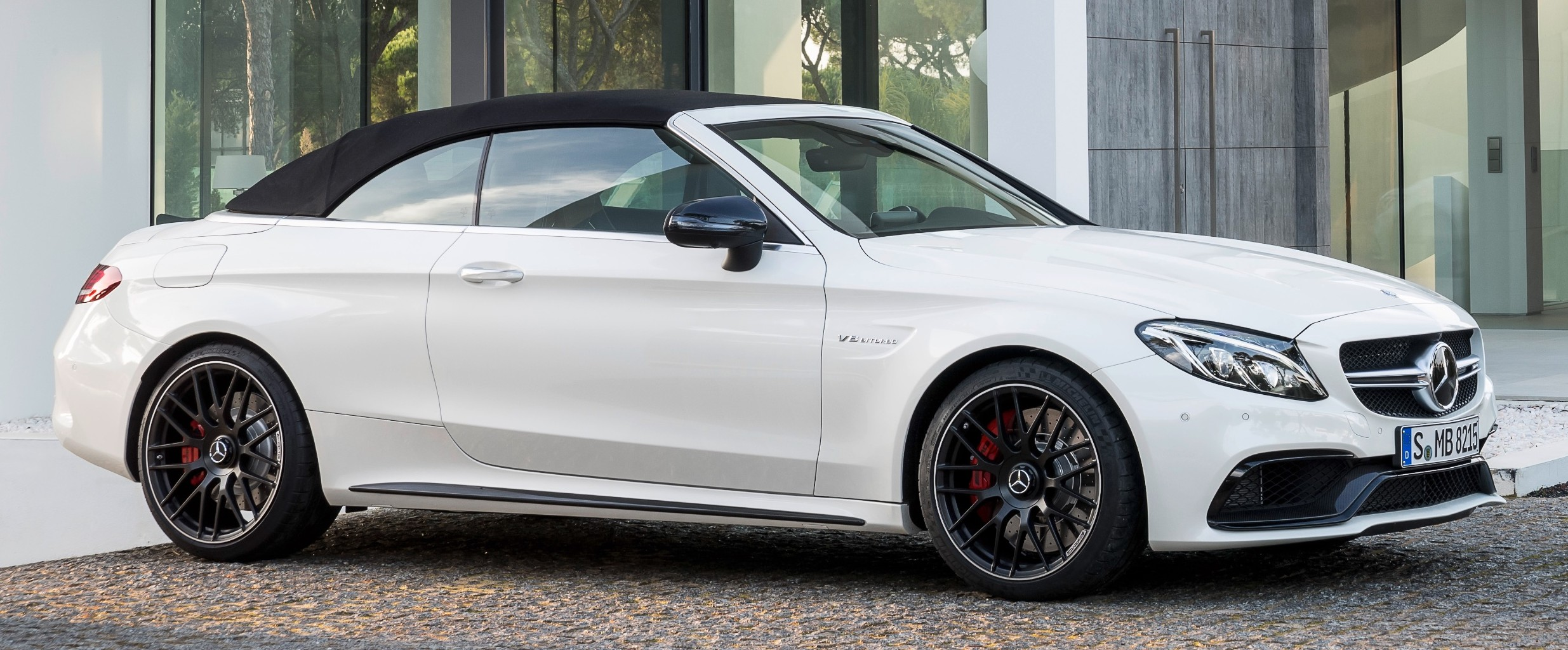 S 63 Amg 2017 >> Mercedes-AMG C63 Cabriolet gets topless in New York Image 466171