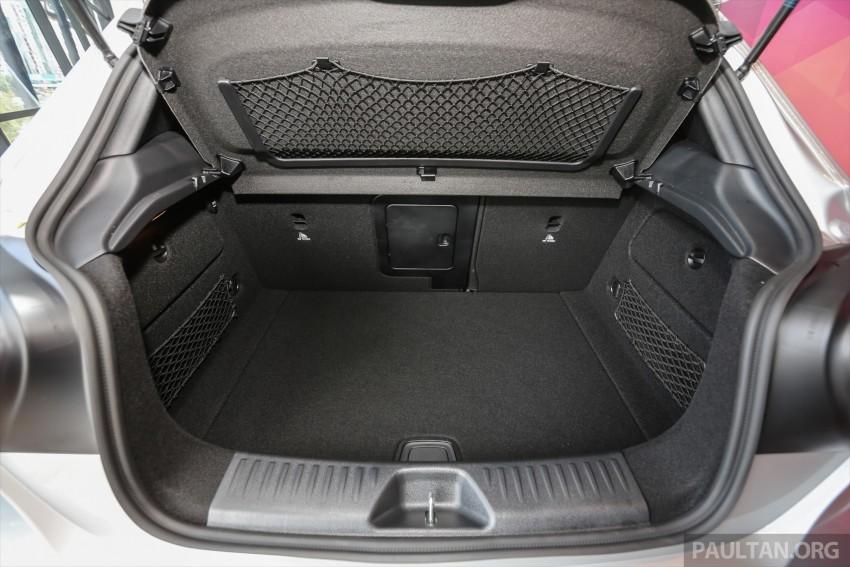 Mercedes-Benz A-Class facelift debuts: A180 Urban Line, A200 AMG Line, A250 Sport; RM196k to RM239k Image #453511