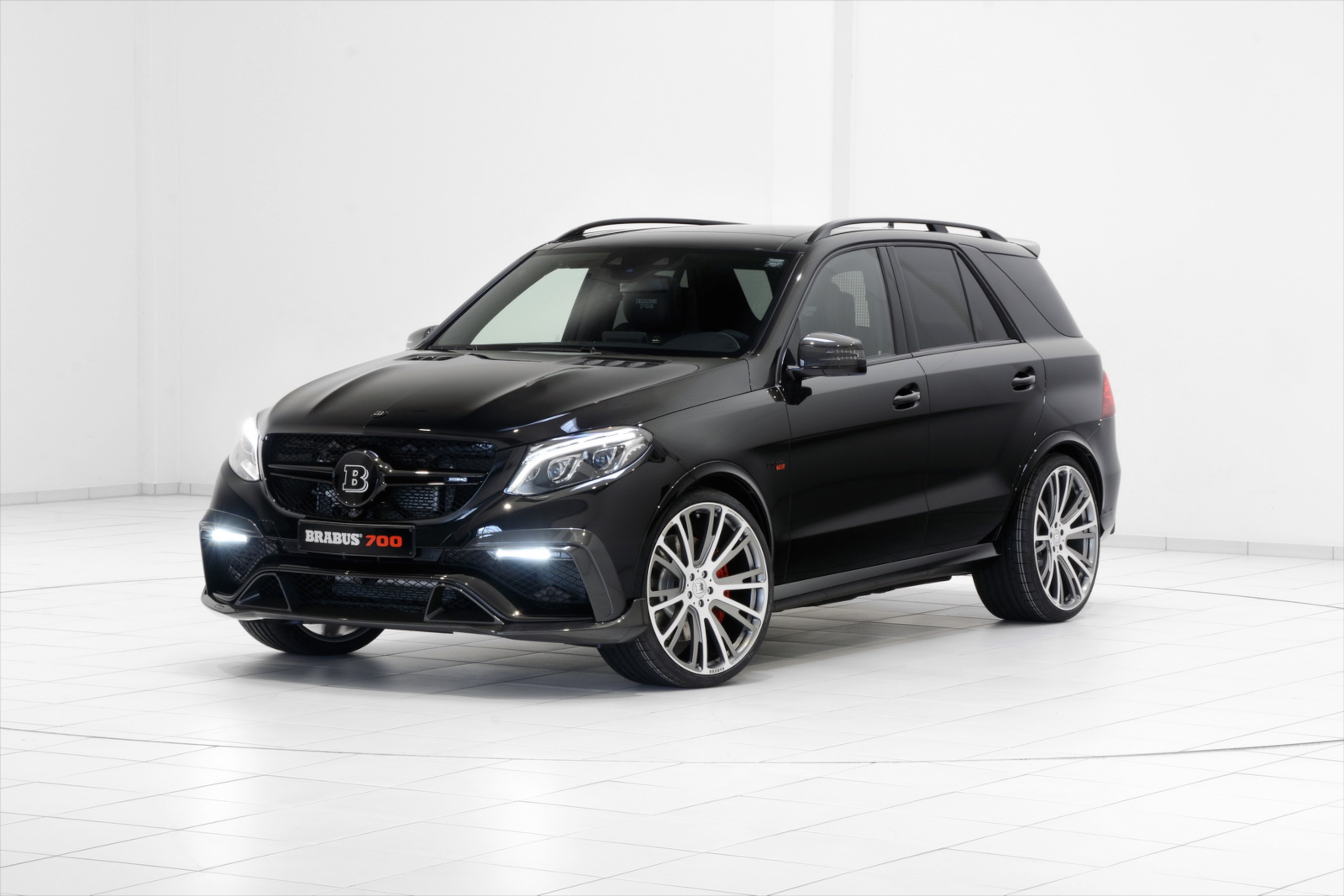 Brabus Gle 700 Mercedes Amg Gle 63 With 700 Ps Image 458267