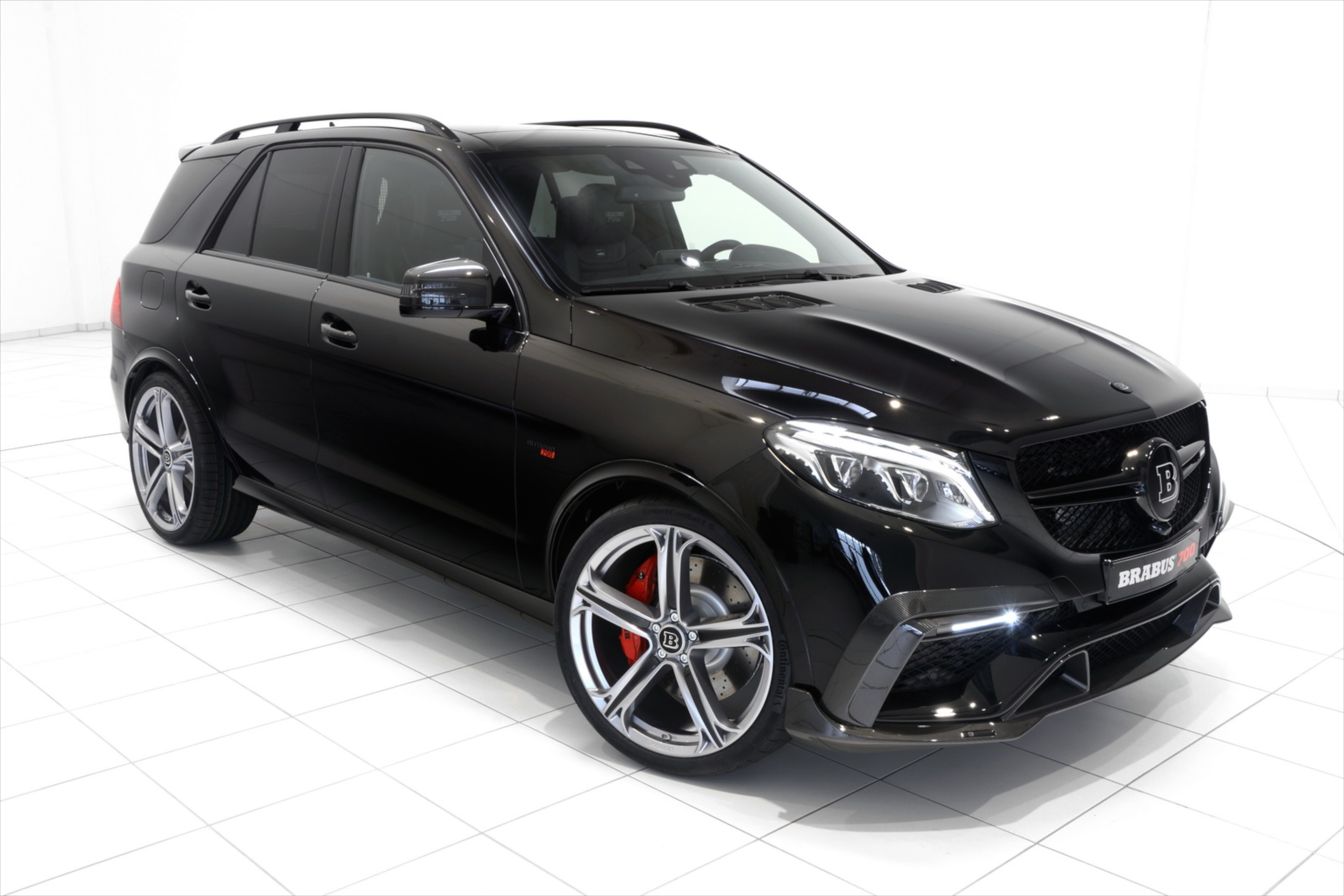 Brabus Gle 700 Mercedes Amg Gle 63 With 700 Ps Image 458282