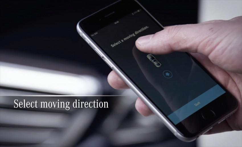 VIDEO: W213 Mercedes E-Class Remote Parking Pilot Image #456597