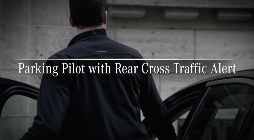 VIDEO: W213 Mercedes E-Class Remote Parking Pilot Image #456605