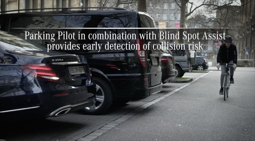 VIDEO: W213 Mercedes E-Class Remote Parking Pilot Image #456612
