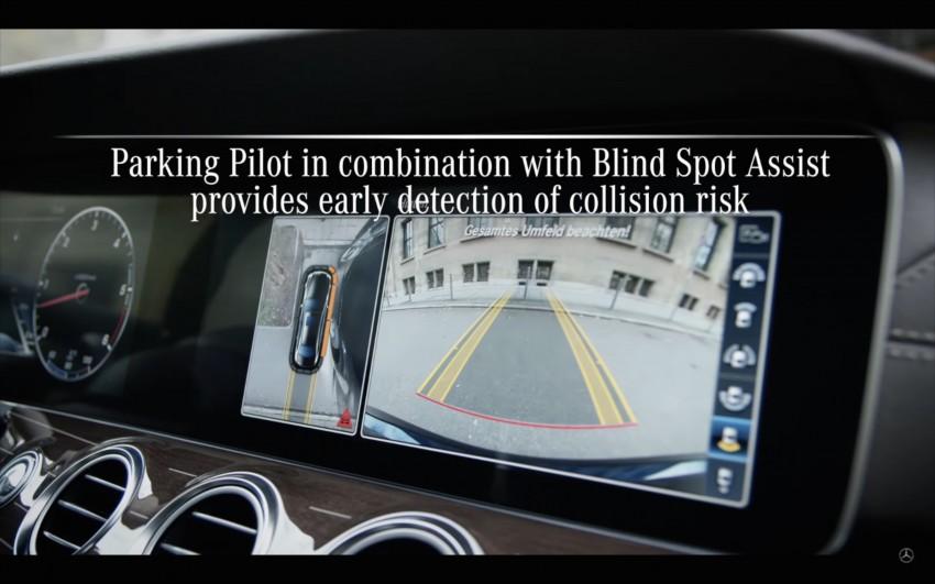 VIDEO: W213 Mercedes E-Class Remote Parking Pilot Image #456613