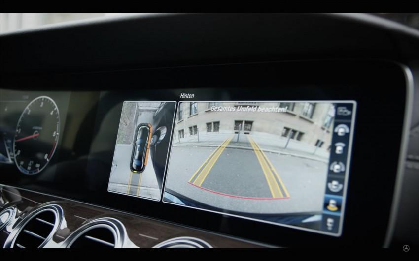 VIDEO: W213 Mercedes E-Class Remote Parking Pilot Image #456616