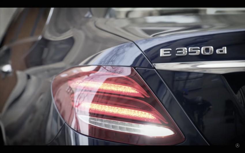 VIDEO: W213 Mercedes E-Class Remote Parking Pilot Image #456617