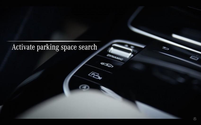 VIDEO: W213 Mercedes E-Class Remote Parking Pilot Image #456619
