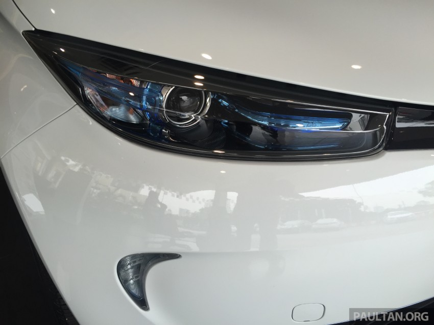 Renault Zoe electric vehicle now available in Malaysia from RM146k – 210 km range, 87 hp and 220 Nm Image #457010