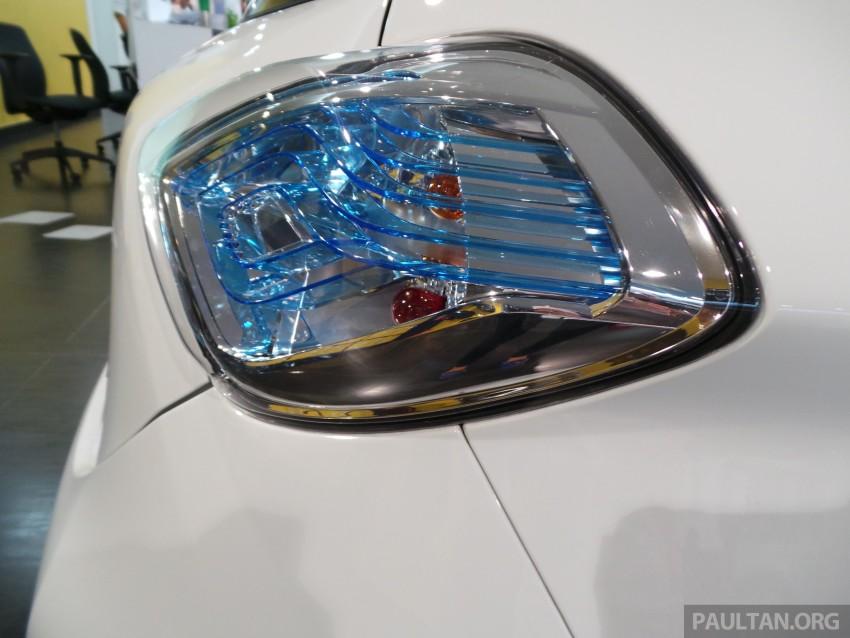 Renault Zoe janaan elektrik sepenuhnya kini di bilik pameran Renault dengan harga bermula RM145,888 Image #457260