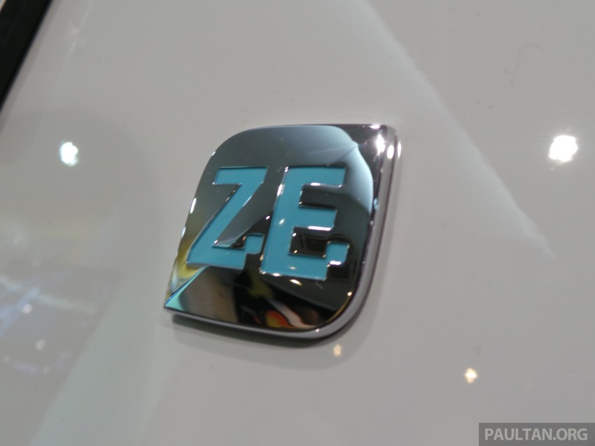 Renault Zoe electric vehicle now available in Malaysia from RM146k – 210 km range, 87 hp and 220 Nm Image #457025