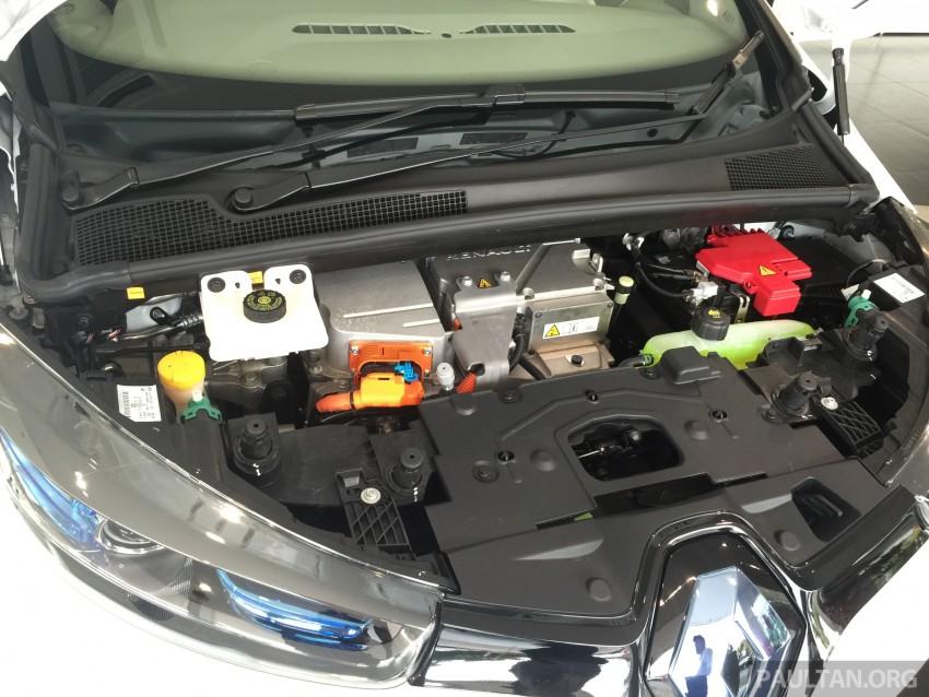 Renault Zoe janaan elektrik sepenuhnya kini di bilik pameran Renault dengan harga bermula RM145,888 Image #457231