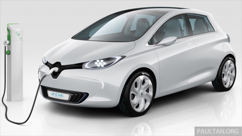 Renault Zoe electric vehicle now available in Malaysia from RM146k – 210 km range, 87 hp and 220 Nm Image #457068