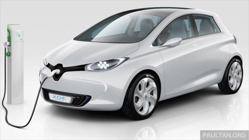 Renault Zoe janaan elektrik sepenuhnya kini di bilik pameran Renault dengan harga bermula RM145,888 Image #457217
