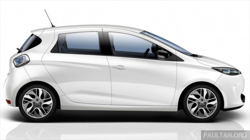 Renault Zoe electric vehicle now available in Malaysia from RM146k – 210 km range, 87 hp and 220 Nm Image #457070