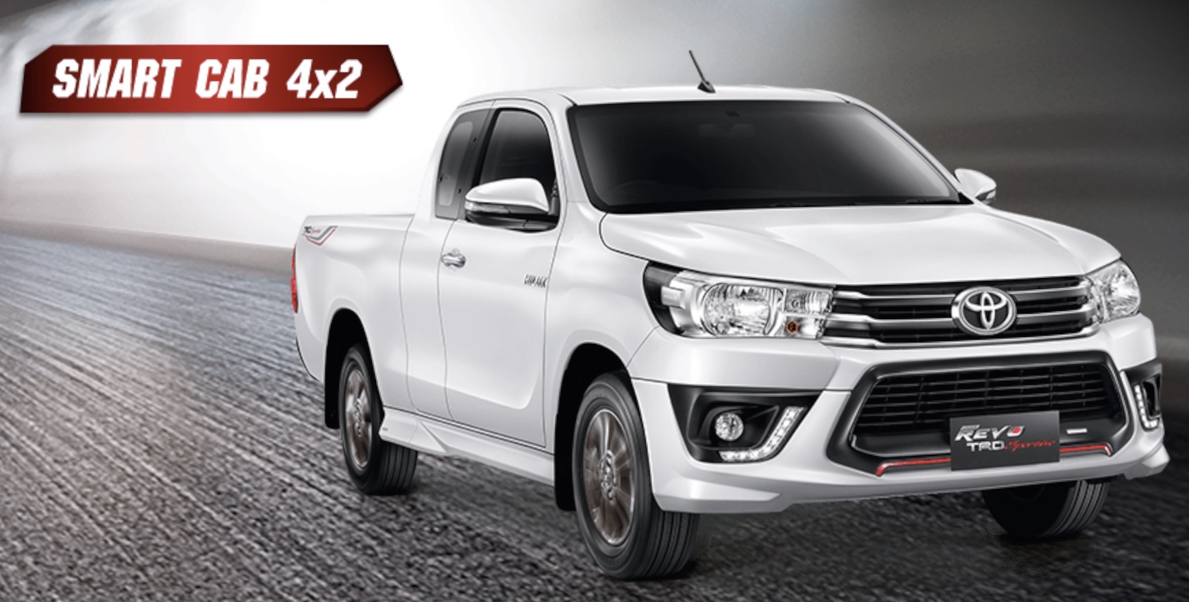 New Toyota Hilux Trd Sportivo Introduced In Bangkok Paul