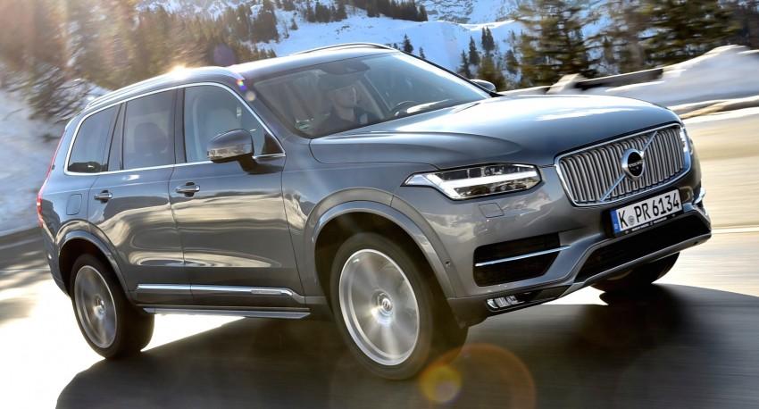 Volvo V90, S90, dan XC90 bakal dikuasakan dengan enjin 1.5 liter T5 Twin Engine berkuasa lebih 250 hp Image #455536