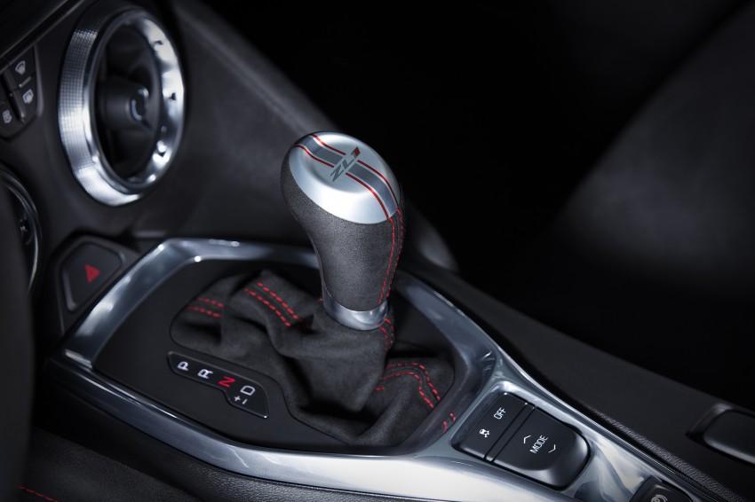 Chevrolet Camaro ZL1 – 640 hp, 868 Nm, 10-spd auto Image #461404