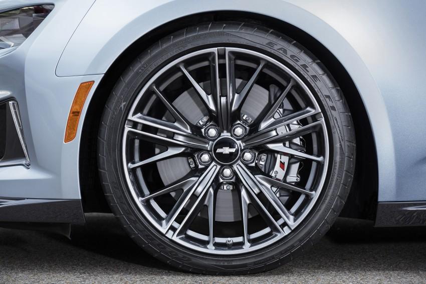 Chevrolet Camaro ZL1 – 640 hp, 868 Nm, 10-spd auto Image #461405