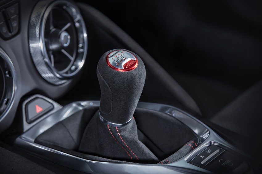 Chevrolet Camaro ZL1 – 640 hp, 868 Nm, 10-spd auto Image #461406