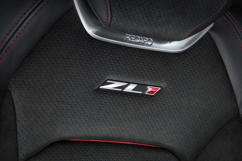 Chevrolet Camaro ZL1 – 640 hp, 868 Nm, 10-spd auto Image #461410