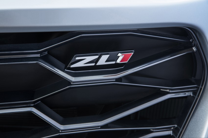 Chevrolet Camaro ZL1 – 640 hp, 868 Nm, 10-spd auto Image #461422