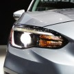 2017 Subaru Impreza five-door hatchback 7