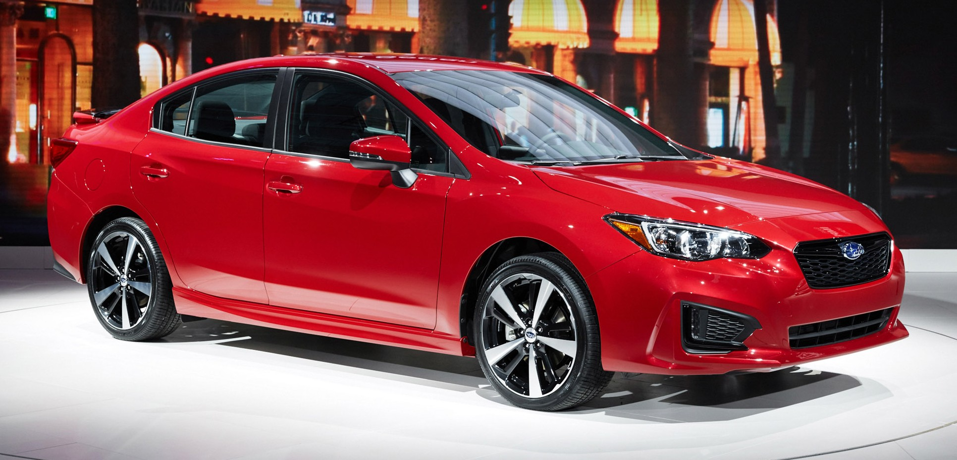subaru impreza is the 2016 2017 japan car of the year. Black Bedroom Furniture Sets. Home Design Ideas