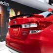 2017 Subaru Impreza sedan 6