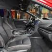 2017 Subaru Impreza sedan 9