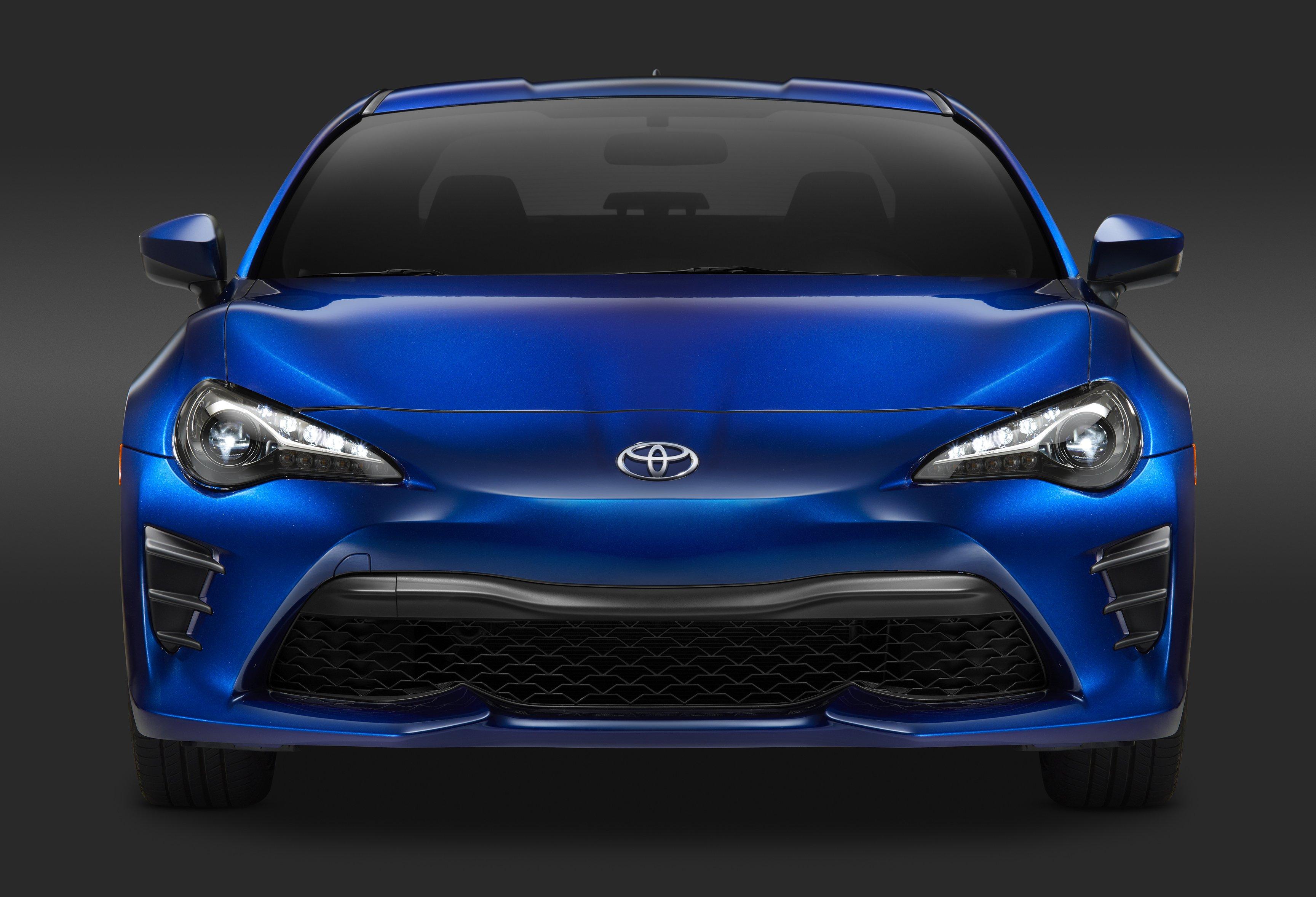 Back to Story: 2017 Toyota 86 facelift gets engine, handling upgrades