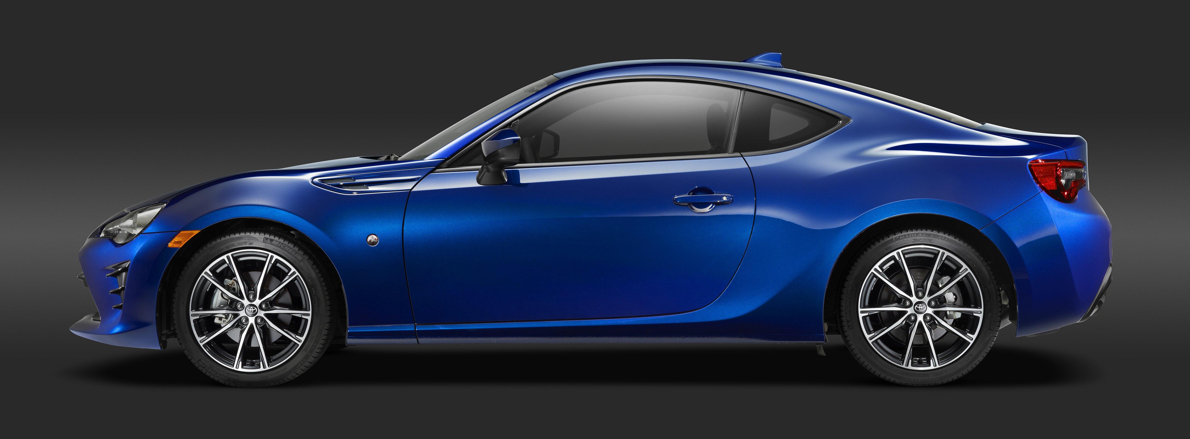 2017 Toyota 86 Facelift Gets Engine Handling Upgrades