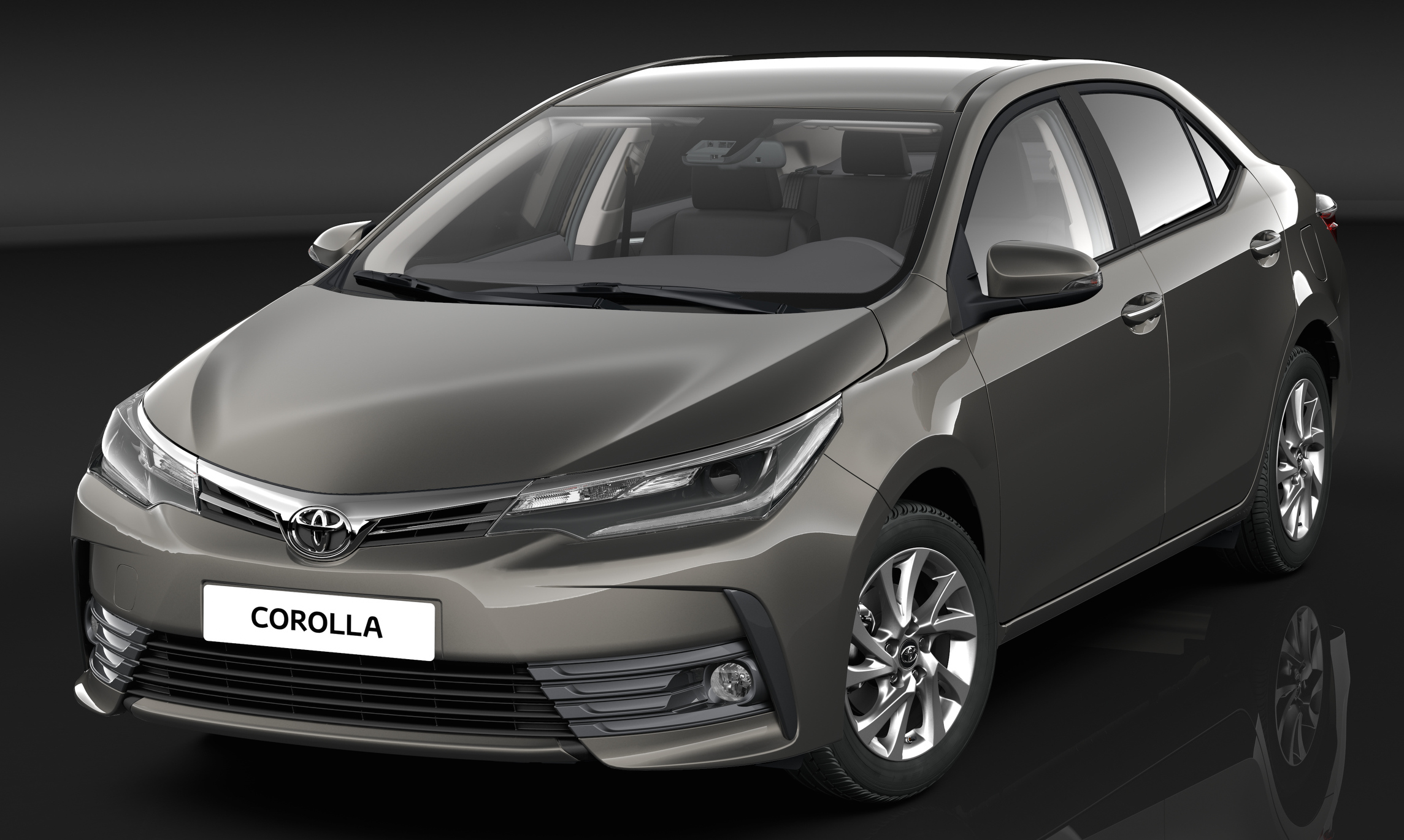 new toyota corolla altis facelift revealed 2017 debut. Black Bedroom Furniture Sets. Home Design Ideas