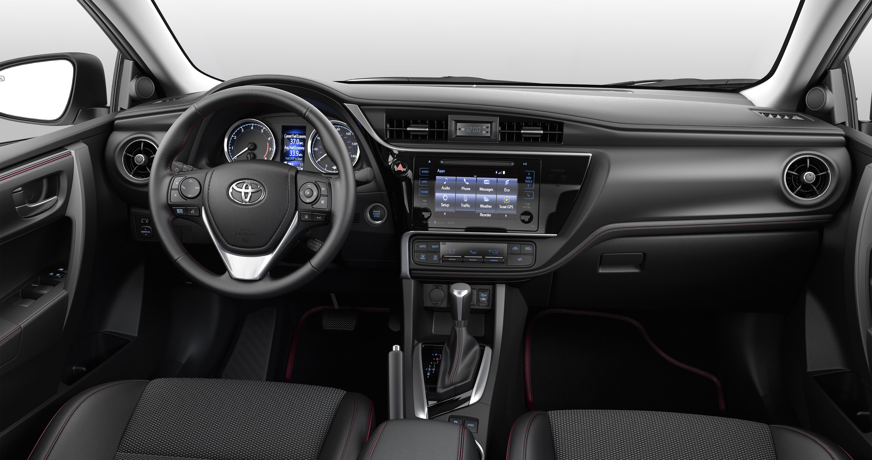 2017 Toyota Corolla facelift for North America revealed, plus a 50th anniversary Special Edition ...