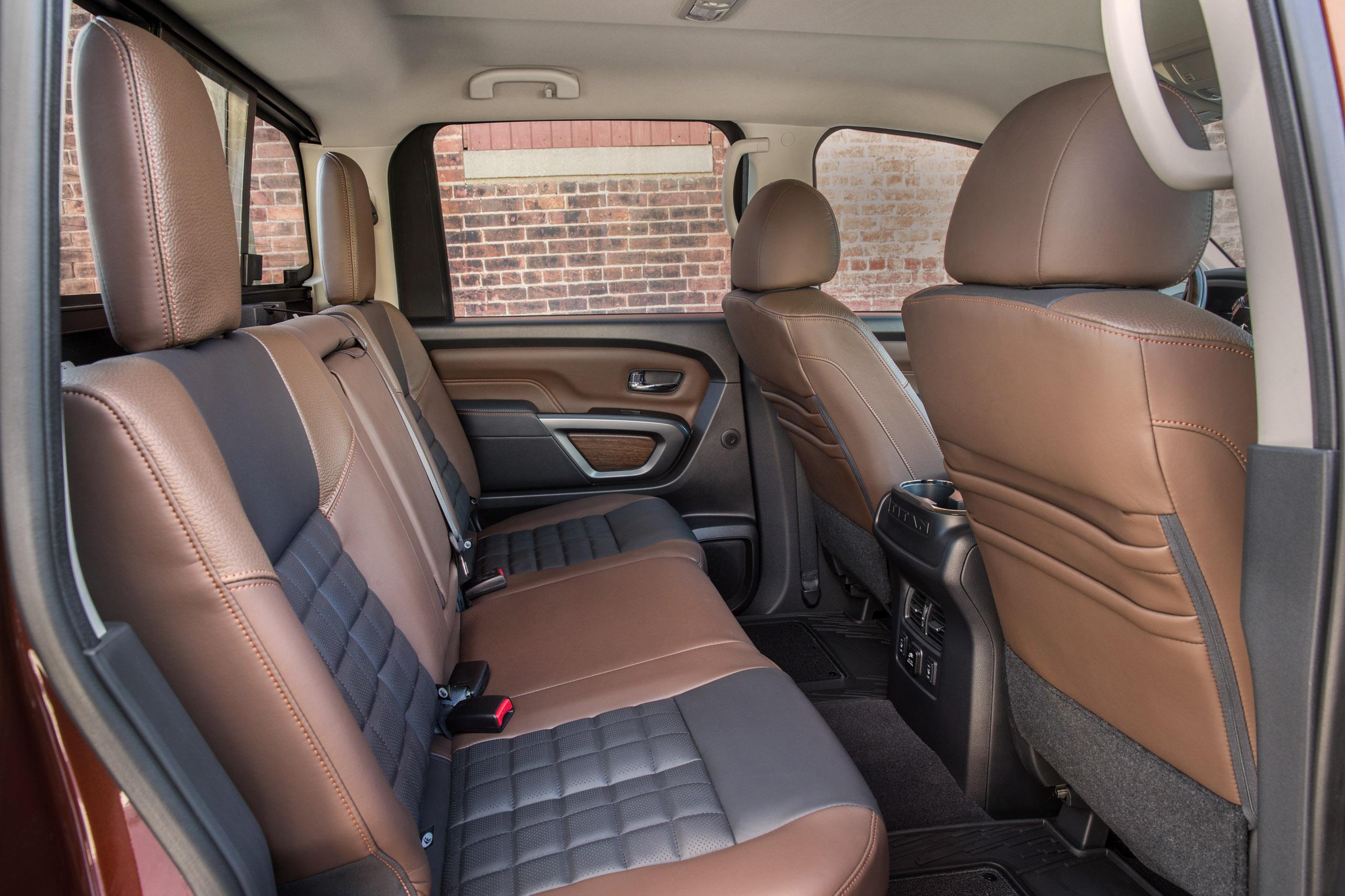 2017 Nissan Titan Crew Cab unveiled at New York; 5.0 litre ...